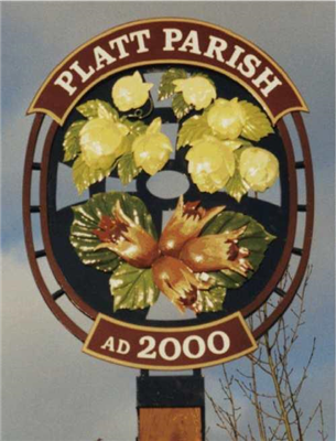 Platt Parish Council Logo